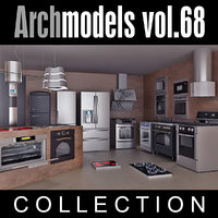 archmodels vol 68 evermotion 3d 3ds
