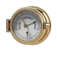 Caroti 2257 Barometer ship glass weatherglass accessory