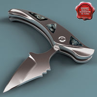 dagger pocket knife max