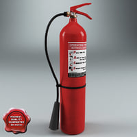 Fire Extinguisher V5