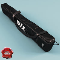 3ds max hockey stick bag stx11