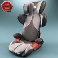 Kiddy Car Seat Cruiser Pro