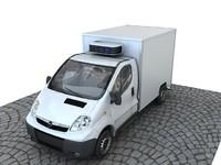 max opel vivaro box