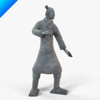 maya standing archer