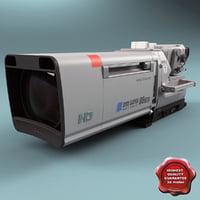 studio camera sony hdc x