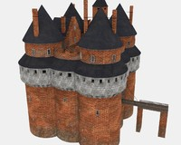 dxf castle xvth century