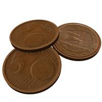 3d spain cent model
