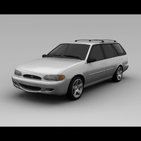 Ford Escort 1997 Wagon