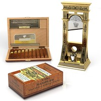 Cigar Guillotine cutter and box