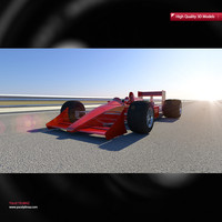realistic formula racing car ma