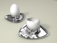 Egg Cup & Egg