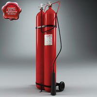Fire Extinguisher V8