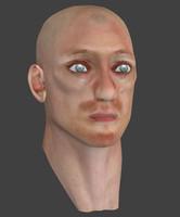c4d realistic head