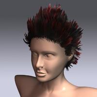 Virtual Hair 4