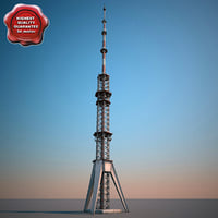 maya telecommunication tower v7