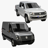 VW Commercial Vehicles Collection