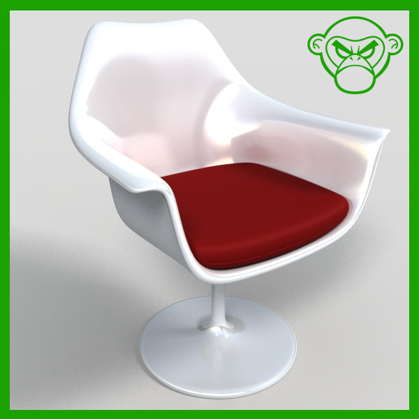 Cafe Chair 3