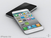 iphone air 3d model