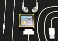 3d ipod nano 6g model