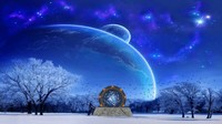 3ds max stargate milky way