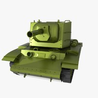 dxf tank soviet armour