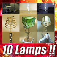10 Modern Floor Lamps Collection