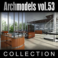 maya archmodels vol 53