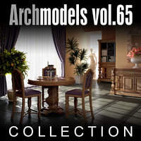 archmodels vol 65 3ds