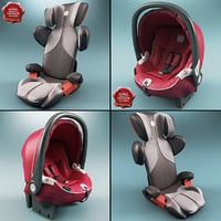 Kiddy Car Seats Collection
