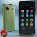 Nokia 500 3D models