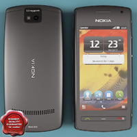 3ds max nokia 600 black