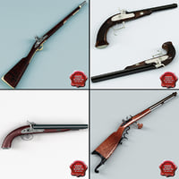 Old Muskets Collection V3