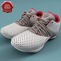 3ds max sneakers reebok easytone v2