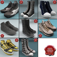 Winter Sport Shoes Collection V3