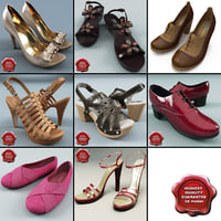 Women Shoe Collection V5