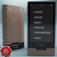 3ds phone zune hd