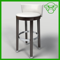 3ds bar stool 1