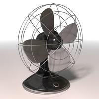 fan 3d max