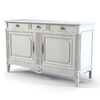 Giorgio Piotto sideboard cabinet classic traditional provence style