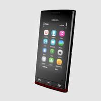Nokia 500 / Fate smartphone