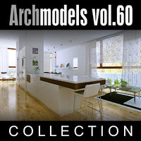 3ds max archmodels vol 60 curtains