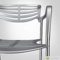 Toledo Chair by Knoll