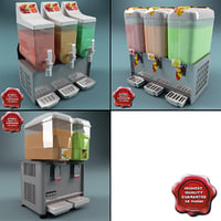 drink dispensers c4d
