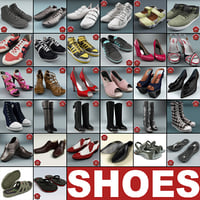 Shoes Big Collection V2