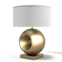 3d table lamp modern model