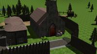 Midieval Town