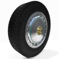 wheel tire max
