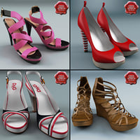 Women Shoe Collection V3