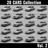 20 Cars Collections - Vol. 2