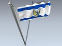 Israeli flag 3D models